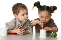 Young preschool
